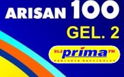 Pemenang Arisan 100 Gel.2 | Periode 15