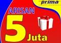 Pemenang Arisan 5 JUTA Gel.1 | Periode 01